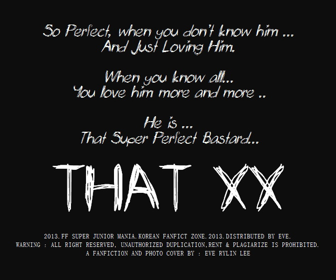 THAT XX PART 1 (1/2)